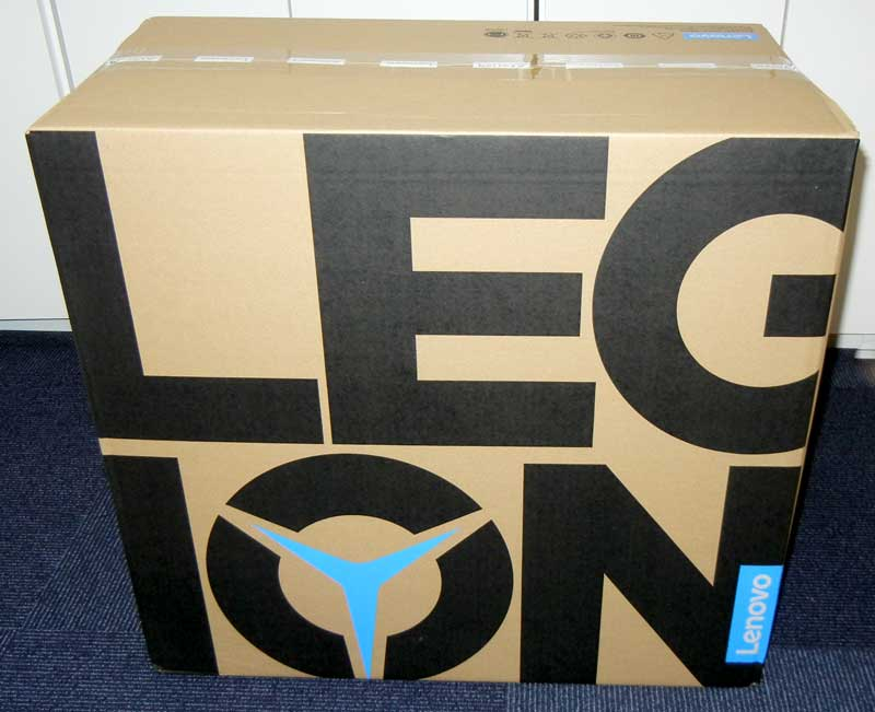 Lenovo Legion T550i 外箱